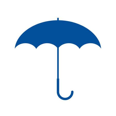 Umbrella icon sign - stock vector