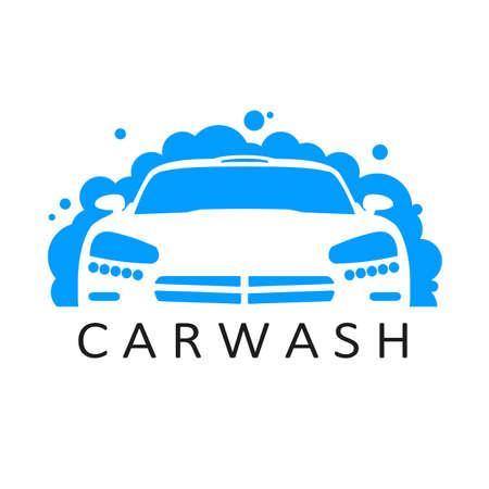 Car wash service  sign