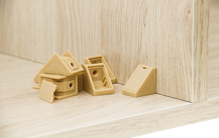 chipboard: Chipboard with connector