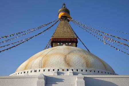 Boudhanath Stupa photo