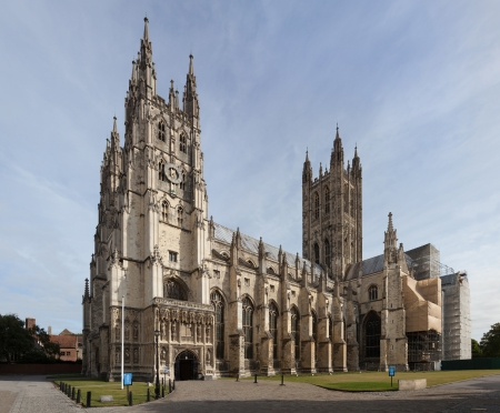 Canterbury Cathedral, Kent, England photo