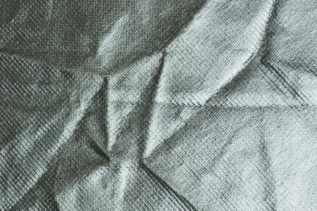 sidelight: texture silver metal with wrinkles and side-light gradient effect