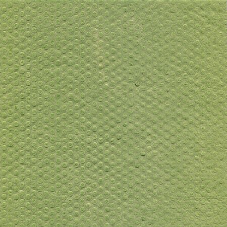 dishcloth: high resolution scanned texture of green spotted spongy dishcloth Stock Photo