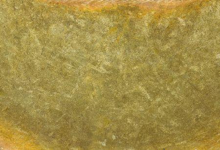 kratzspuren: tapate textur aus Messing goldenen alten Metall