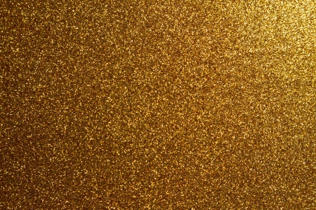 golden glitter full frame textured shiny background