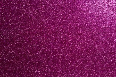 pink glitter full frame textured shiny background Stock Photo