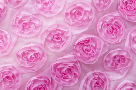 abstract rose textile full frame background