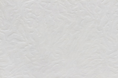 white embossed textured leather full frame background photo