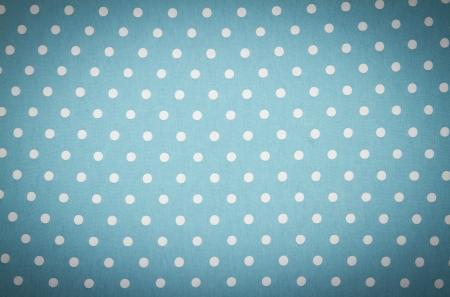 vintage wallpaper: polka dots blue full frame wallpaper
