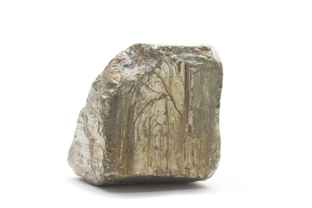 semiprecious: colorful semi-precious  single stone isolated on white background