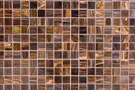 Beautiful mosaic wall texture photo