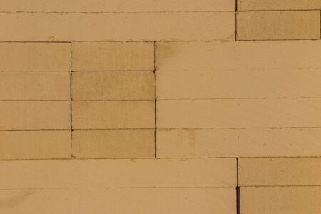 infra: The brick and block for construction background