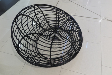 Design steel wire chair