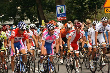 66 Tour de Pologne, 5082009, Naleczow, Poland