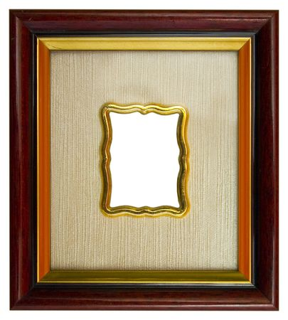 Small empty picture frame Stock Photo - 391777