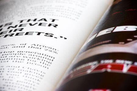 notions: Abri� una revista de m�sica rap