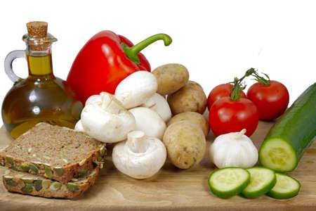 vegetarian Stock Photo - 8553871