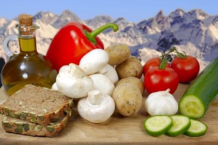vegetarian Stock Photo - 8553873