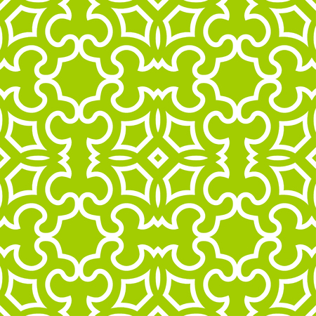 Stylish art deco texture with a repeating pattern. A seamless vector deco background