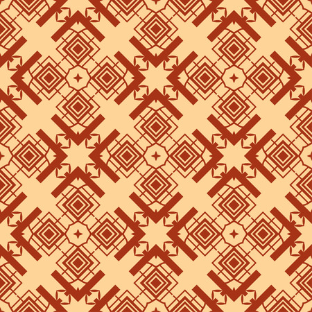 Abstract Art Deco Tiles Seamless Vector Pattern. Geometric texture. Repeating background. 일러스트