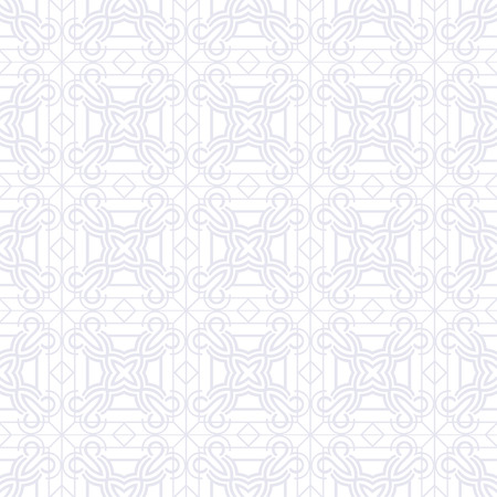 Modello astratto in stile arabo. Sfondo vettoriale senza soluzione di continuità. Motivo grafico moderno art déco