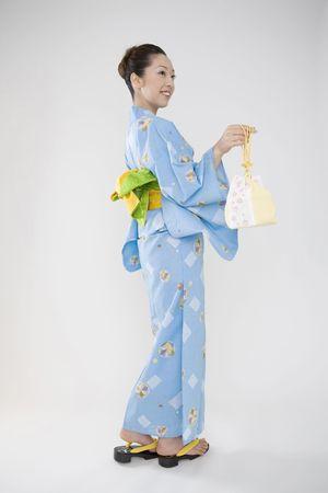yukata: Yukata woman