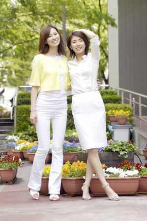 verdure: Verdure and women Stock Photo