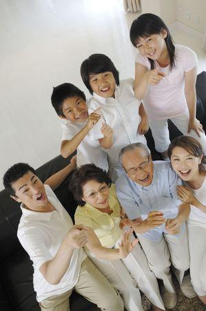 grandad: Extended family