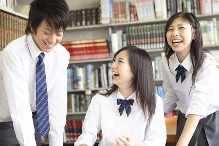 高校生の画像