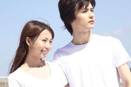湘南エリアの日本人夫婦