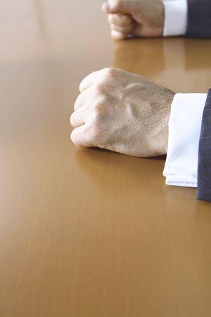 b�roangestellte: Hand der japanischen B�roangestellten