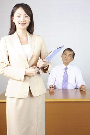 chief executive officer: Chief executive officer and secretary