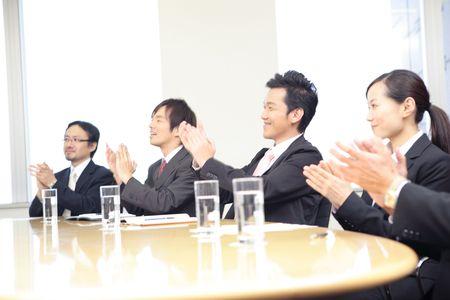 会議のシーン 写真素材 - 39740162