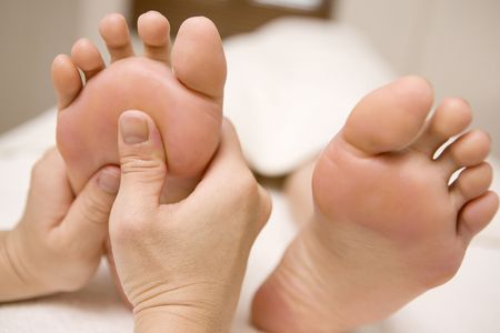 massage pied: Massage des pieds