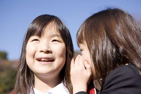 schoolchild: Japanese primary schoolchild