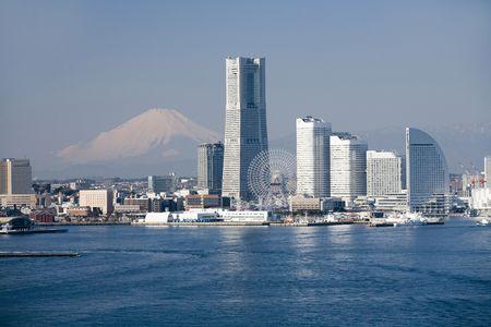 kanagawa: Minatomirai Stock Photo