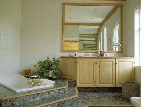 bath room: Bath room