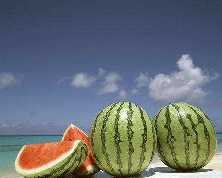 water melon: Water melon Stock Photo