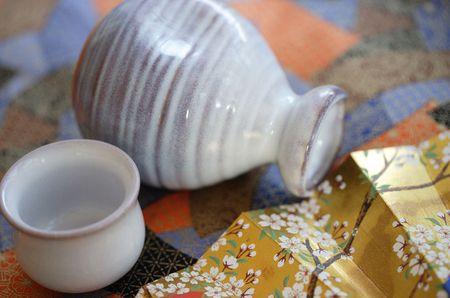 sake: Botella de sake