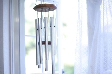 wind chime: Chime