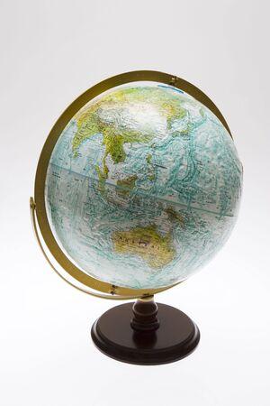 terrestrial globe: Terrestrial globe