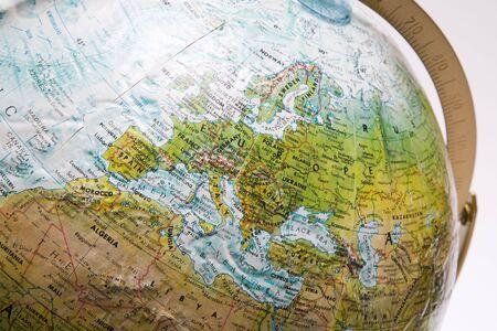 terrestre: Terrestrial globe