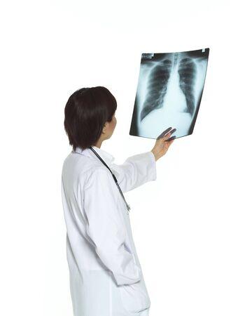 x files: X ray Stock Photo