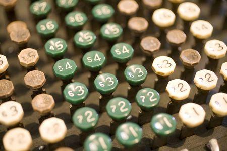 calculating: Calculating machine
