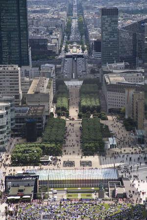 elysees: Champs Elysees street