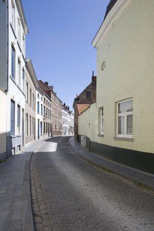 street corner: Street corner
