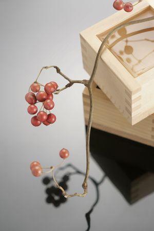 sake: Sake Stock Photo