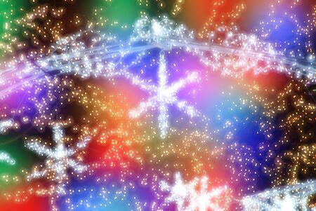 colorfulness: Christmas illumination