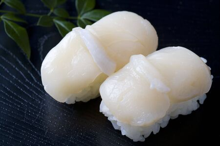 petoncle: P�toncles sushi