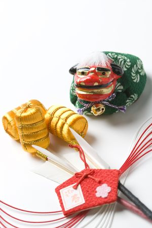 supposed: Image of Japanese New Year